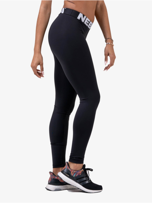 Nebbia Leggings/Treggings Leggings czarny