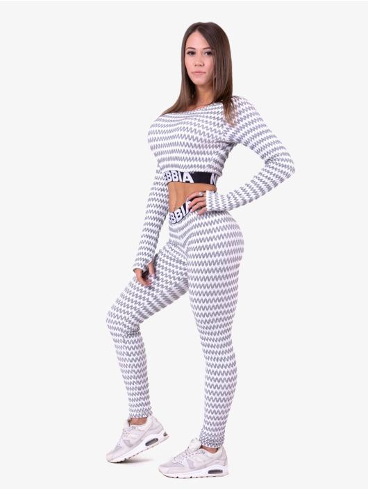 Nebbia Leggings/Treggings Boho Style gray