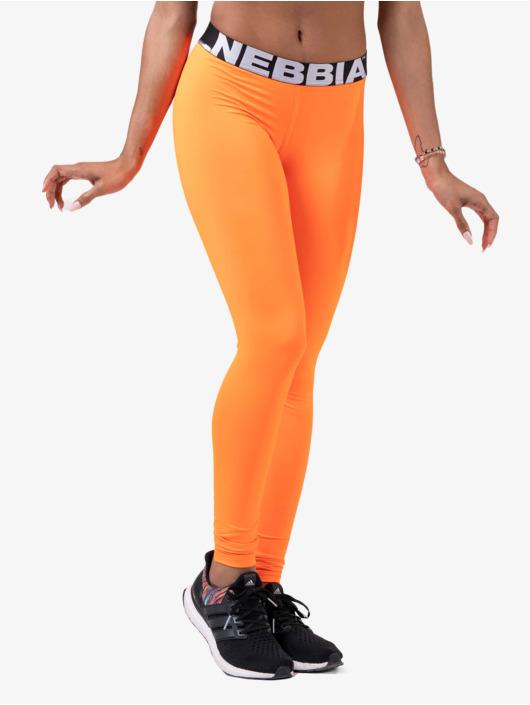Nebbia Leggings/Treggings Leggings pomaranczowy