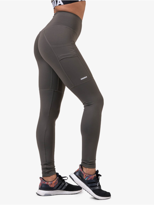 Nebbia Leggings/Treggings Fit szary