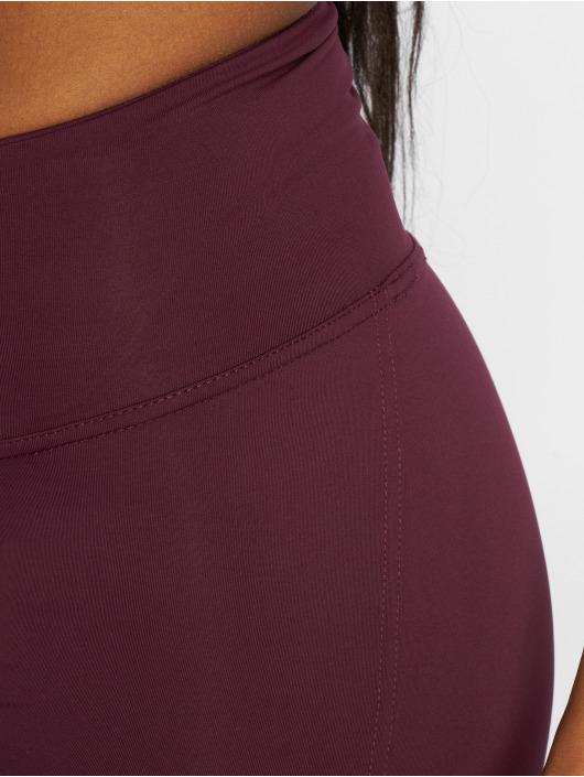 Nebbia Leggingsit/Treggingsit High Waist purpuranpunainen
