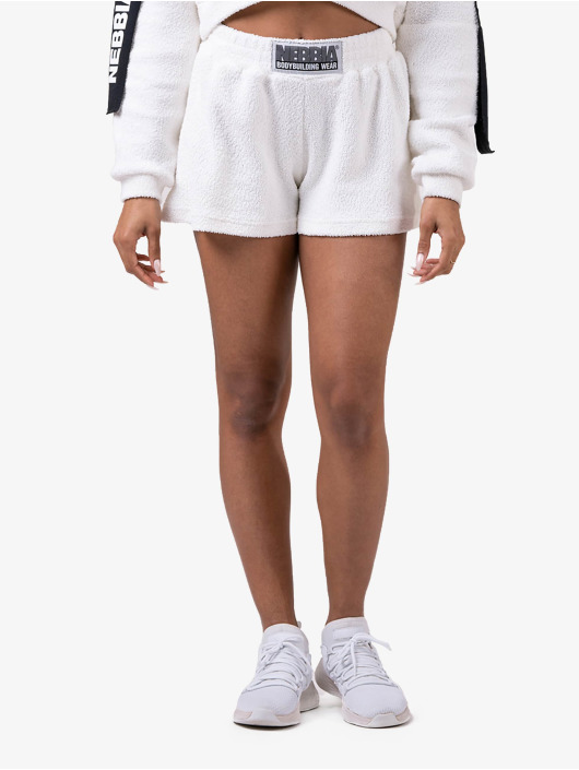 Nebbia Pantalón cortos Shorts blanco