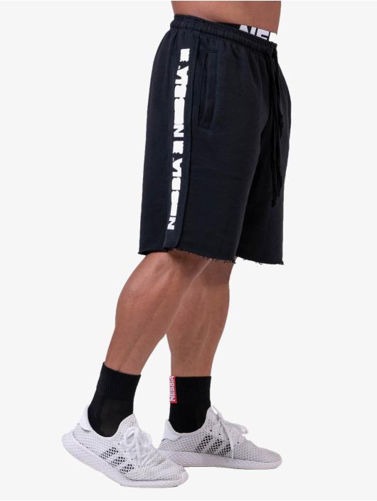 Nebbia Shorts Lampas svart