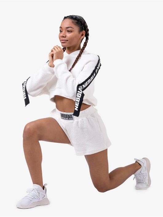 Nebbia Shorts Shorts weiß