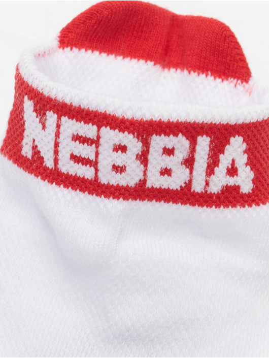 Nebbia Socken Smash It weiß