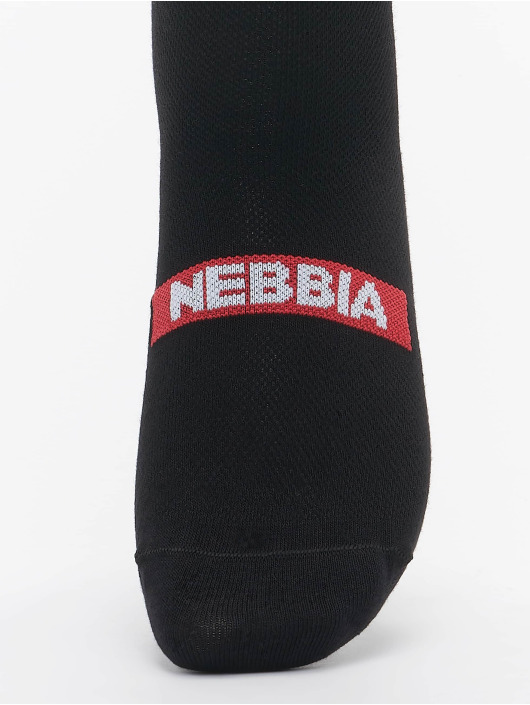 Nebbia Sokken Extra Mile zwart