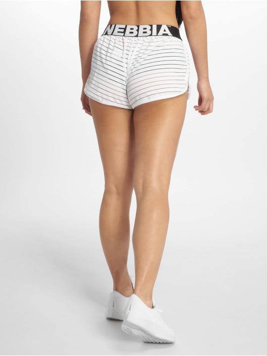 Nebbia Sport Shorts Transparent bílý