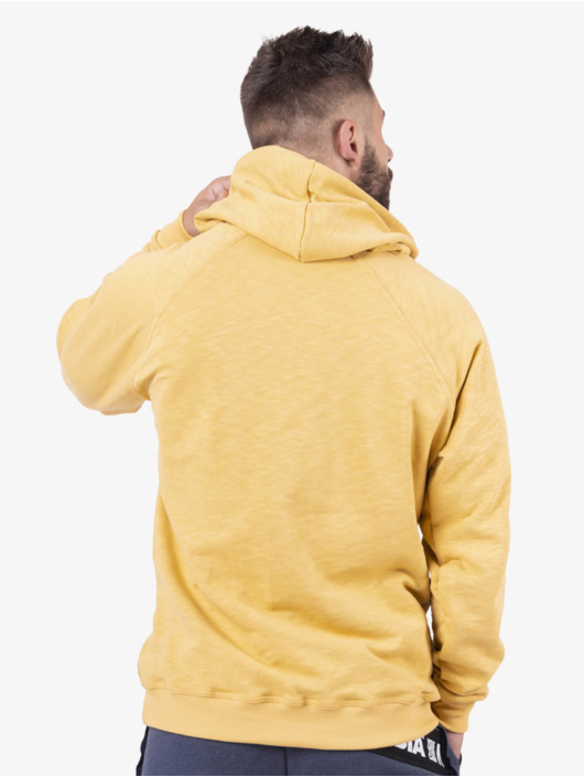 Nebbia Sweat capuche Red Label jaune