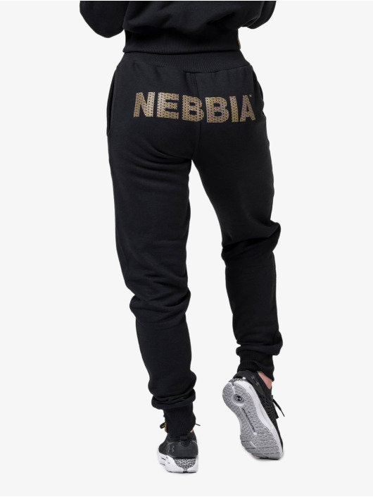 Nebbia Sweat Pant Classic black