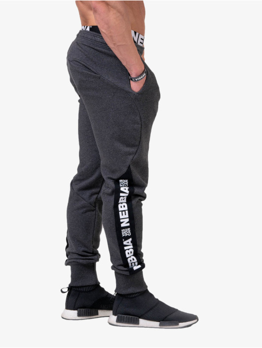 Nebbia Sweat Pant Limitless gray