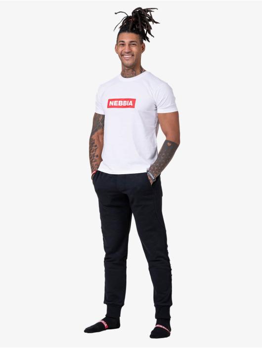 Nebbia T-shirt Basic bianco