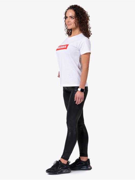Nebbia T-Shirt Basic blanc