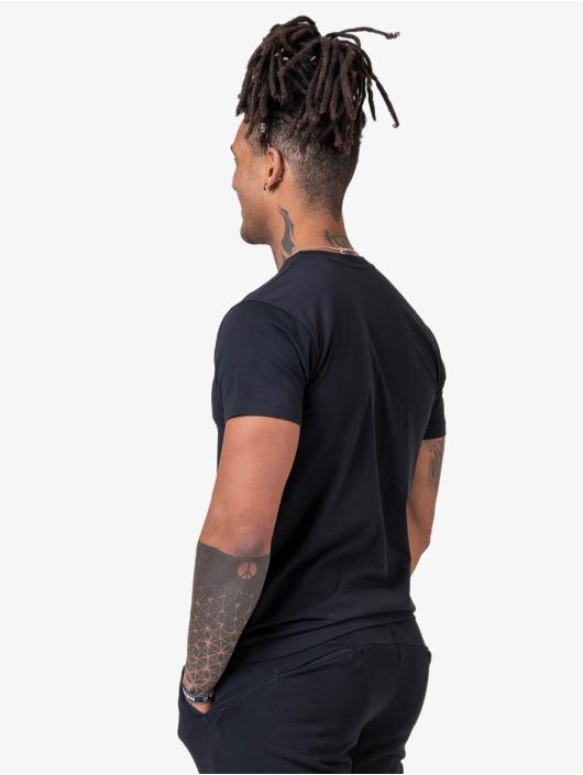 Nebbia T-Shirt Basic schwarz