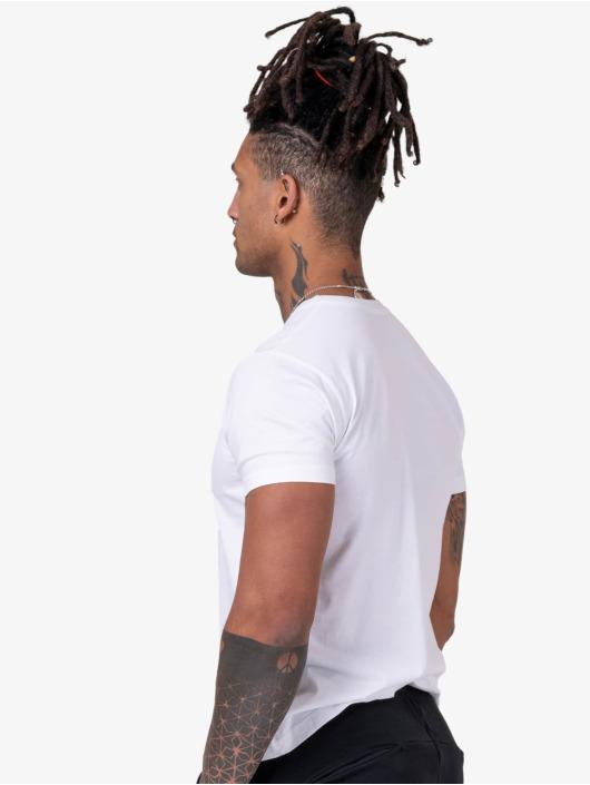 Nebbia T-shirt Basic vit