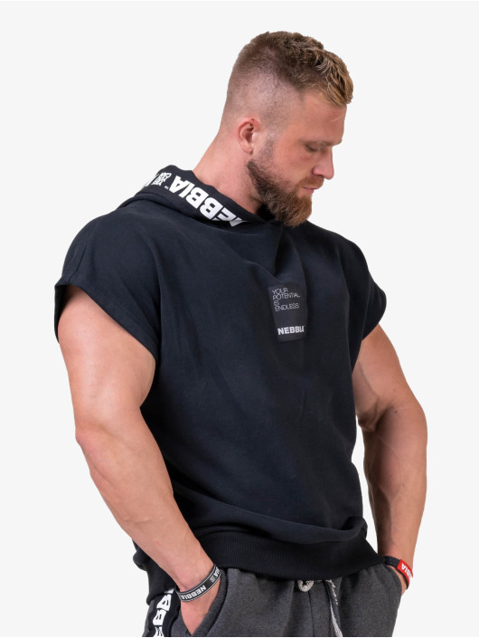 Nebbia t-shirt No Limits zwart