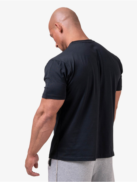Nebbia T-shirts Basic sort