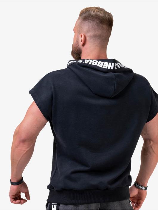 Nebbia T-Shirty No Limits czarny
