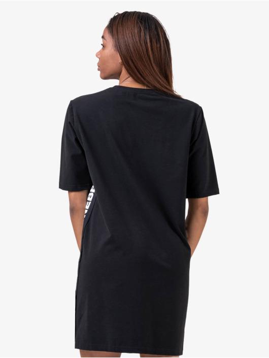 Nebbia T-Shirty Oversize czarny