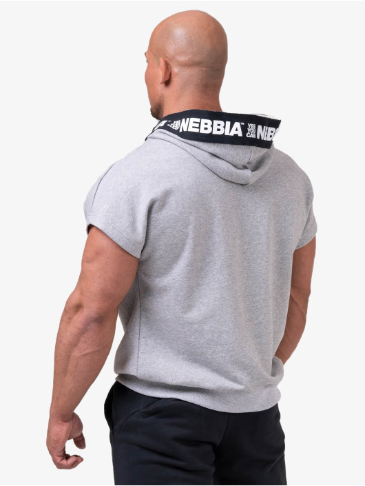 Nebbia T-Shirty No Limits szary