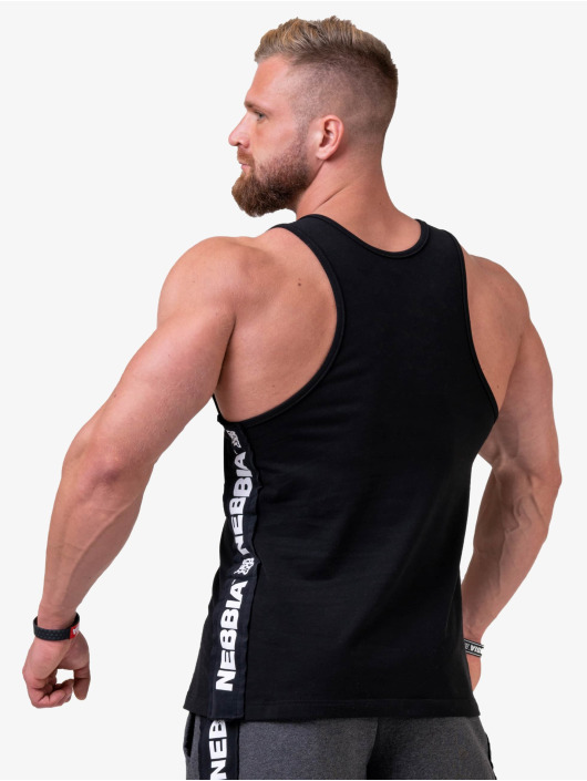 Nebbia Tank Tops Your potential is endless èierna