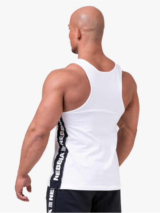 Nebbia Tank Tops Your potential is endless biela