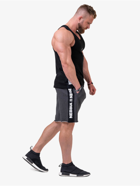 Nebbia Tank Tops Your potential is endless czarny