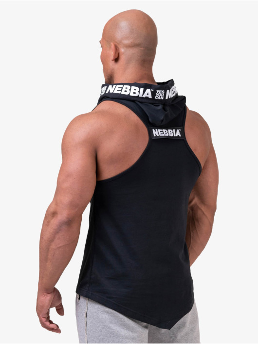 Nebbia Tank Tops No Excuses musta