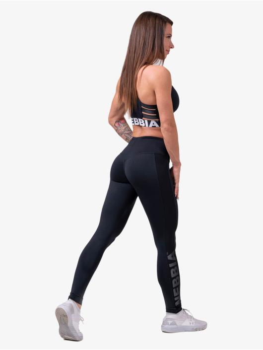 Nebbia Top Fitness schwarz