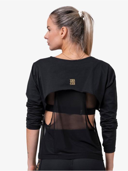 Nebbia top Combined zwart