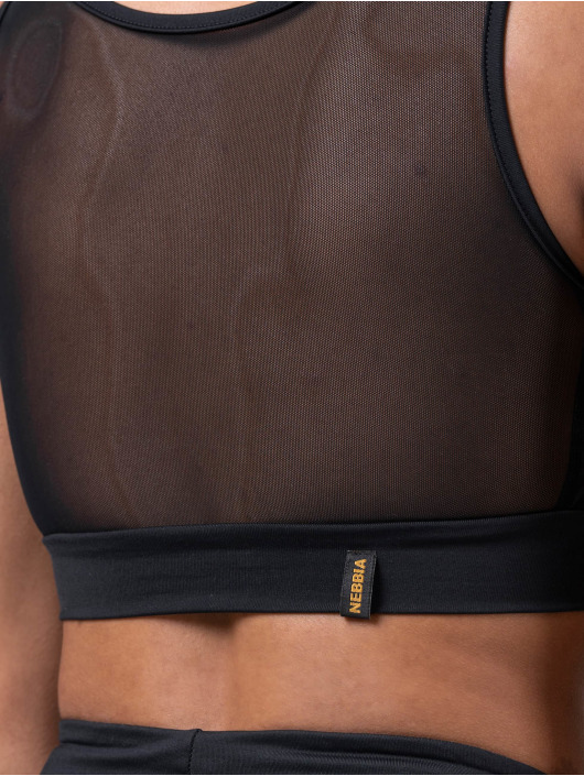 Nebbia top Mini zwart