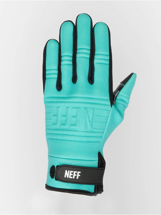 NEFF Handschuhe Daily türkis
