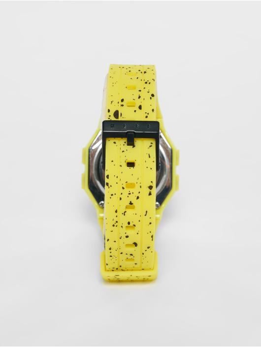 NEFF Montre Flava jaune