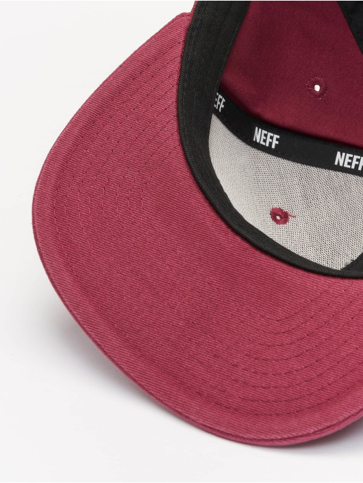 NEFF Snapback Cap X Wash rot