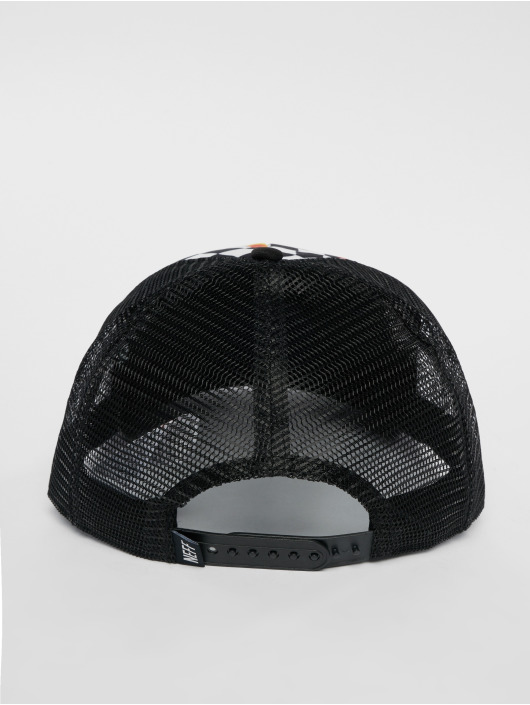 NEFF Trucker Cap Hot Tub black
