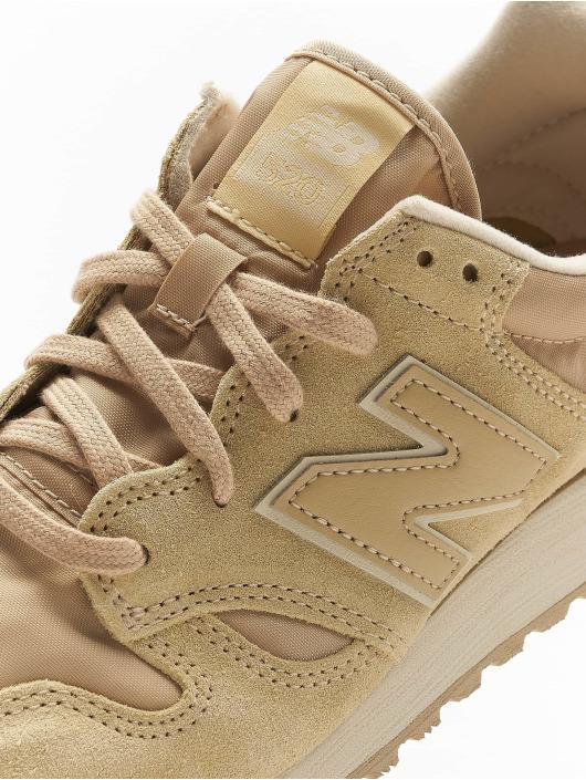 New Balance Baskets WL520BS beige