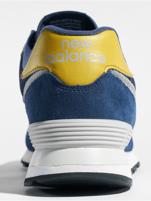 New Balance Baskets ML574 bleu