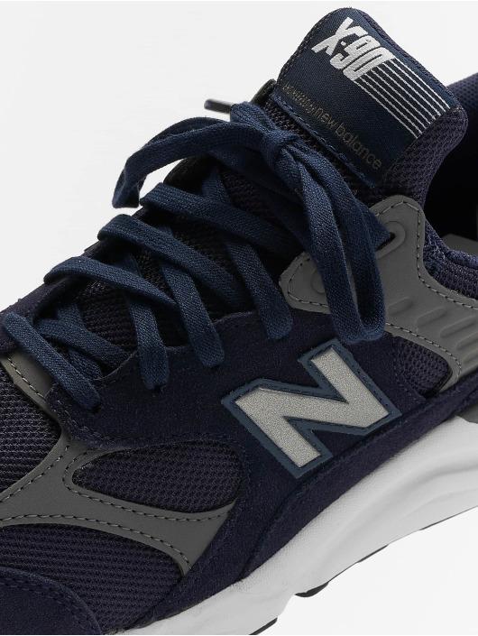 New Balance Baskets X 90 bleu