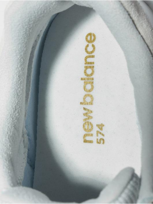 New Balance Baskets WL574 gris