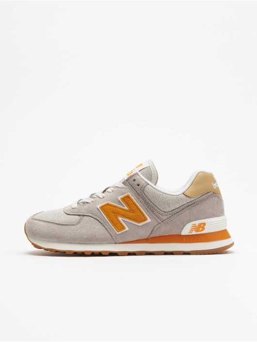 big sale 77cdb f2c47 ... New Balance Baskets ML574 gris ...