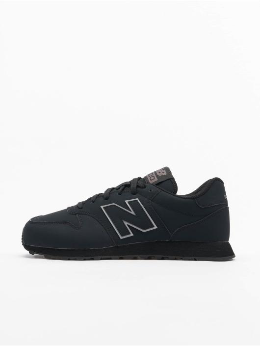 New Balance Baskets Lifestyle noir