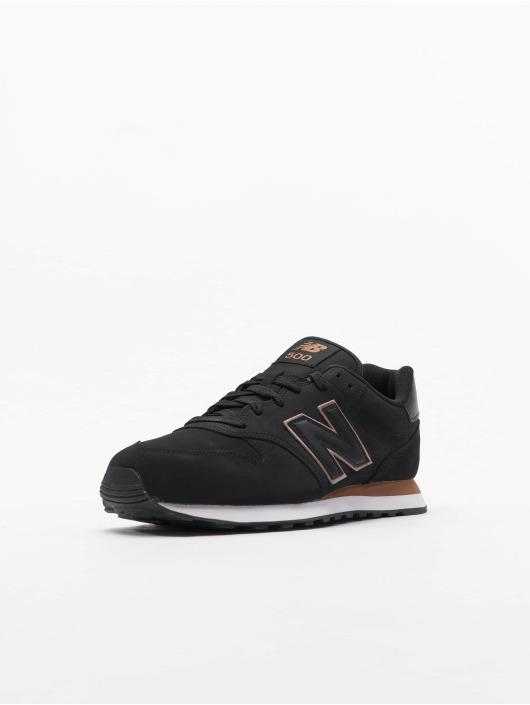 New Balance Baskets Custom Lifestyle noir