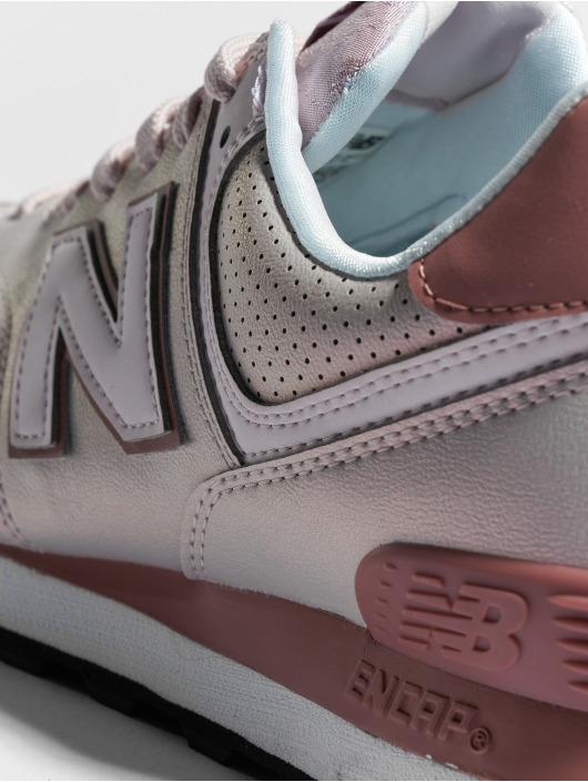 New Balance Baskets WL574KSE rose