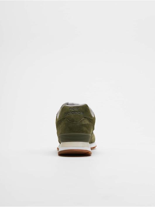 New Balance Baskets ML574 vert