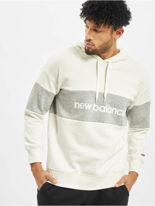 New Balance Hoodie WT93532 white