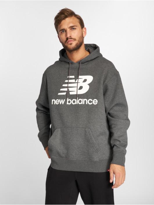 New Balance Hoody MT83585 grijs