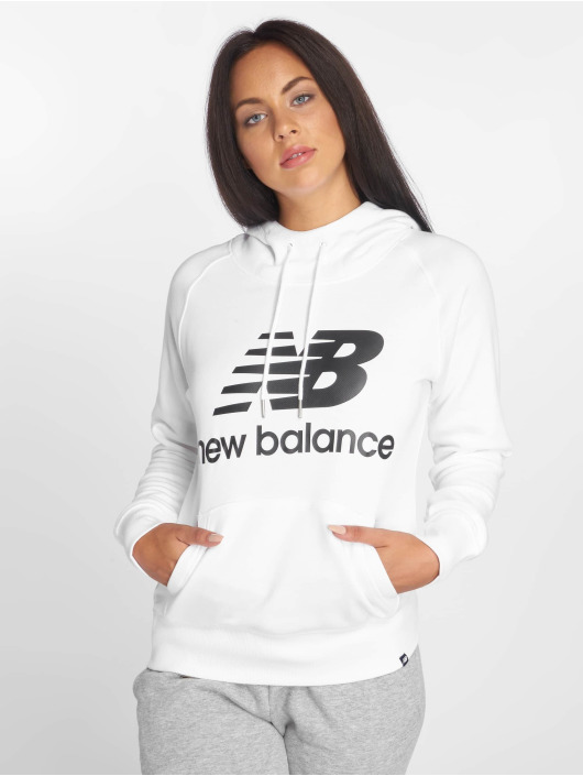 New Balance Hoody WT83563 wit