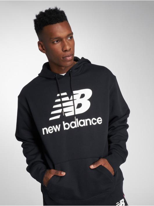 New Balance Hoody MT83585 zwart