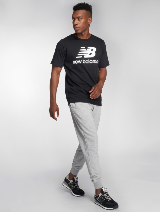 New Balance joggingbroek MP83591 grijs
