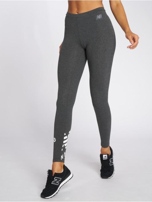 New Balance Legging WP83554 grijs