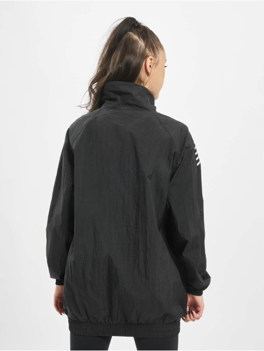 New Balance Lightweight Jacket Optiks black